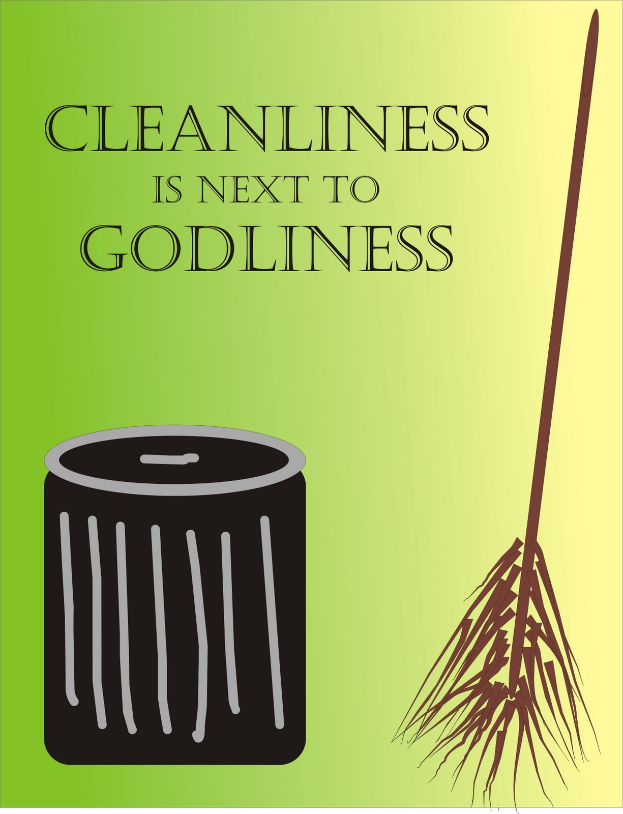 essay on maintenance of discipline and cleanliness in school Cleanliness is one of the good qualities it is a part of our civilization a man of dirty habits is far from civilization related articles: street hawker - essay.