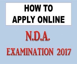 How to Fill the form of National Defence Academy Examination NDA