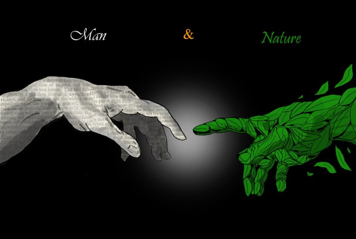 nature and man relation of humankind nature short essay  nature and man