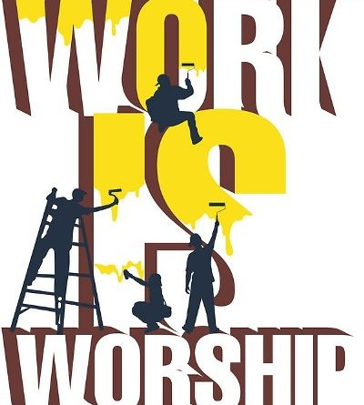 Small essay on work is worship