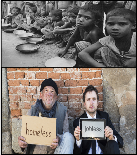 Cause and effect essay on poverty