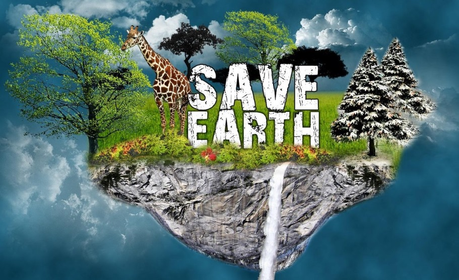 Short essay on save mother earth