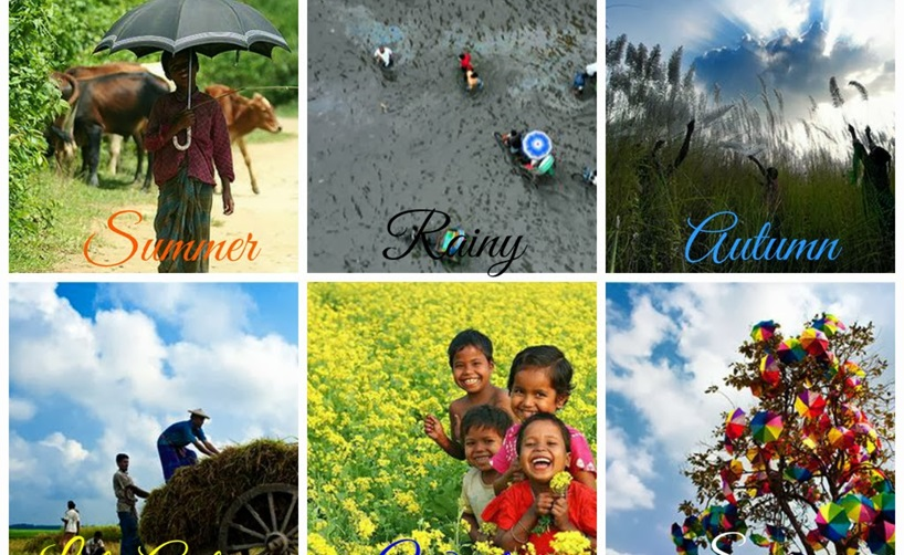 six season of bangladesh essay Why bangladesh has six seasons instead of four  bangladesh divides these three seasons into six: summer  the coolest and perhaps most pleasant season in .