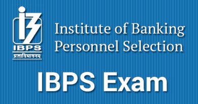 Action against Candidates Found Guilty of Misconduct In IBPS Examination