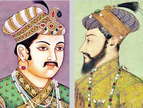 Akbar and Aurangzeb