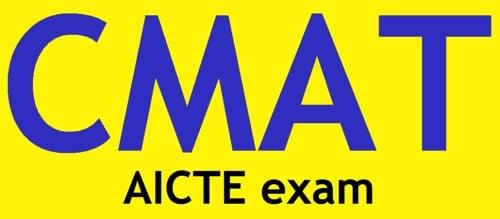 CMAT Exam Instruction