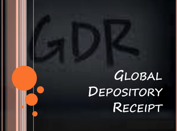GDR Global Depository Receipts Mechanism | Example | Features