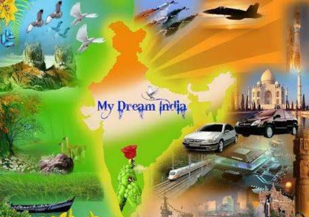 Essay on India of My Dreams - 100, 200, 400 words for Class 5, 6, 7, 8, 9, 10, 11 and 12
