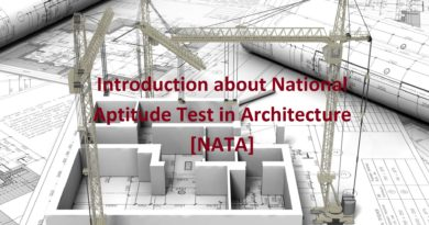 Introduction about National Aptitude Test in Architecture [NATA]
