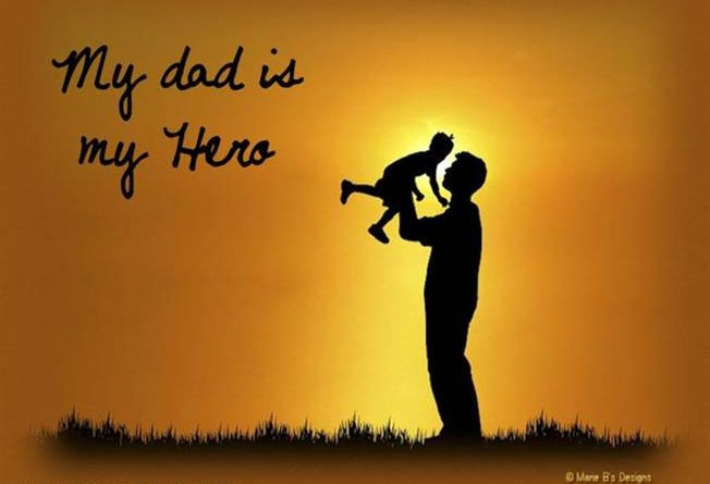 my daddy my hero essay The hero in my life is my dad my hero, my mom essay accomplishments in their life, and behind those accomplishments is someone who has had an impact on their life my mother is my greatest influence for several reasons she supports me.