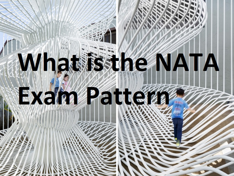 What is the NATA Exam Pattern