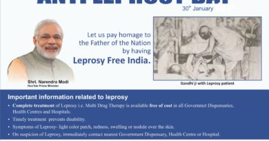 Anti Leprosy Day