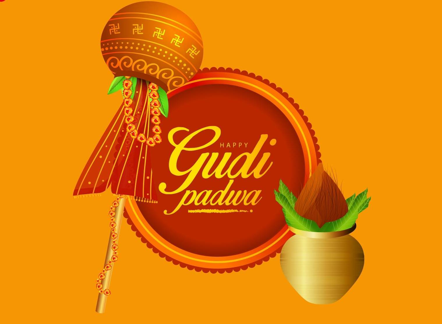 short essay on gudi padwa in english