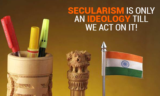 "secularism in india essay Short essay on ""secularism in india"" in hindi home related essays: 5 paragraph essay on secularism in india essay on secularism in india- historical background in hindi short speech on secularism – a necessary adhesive in india short speech on fake secularism is finishing off india."
