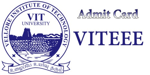 vit admit card