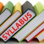 BAMS Syllabus