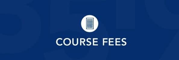 ICWA course fees