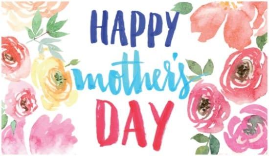 essay on mothers day celebration