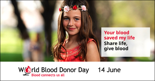 World Blood Donor Day 2020, 14th June,Theme, Essay, Quotes