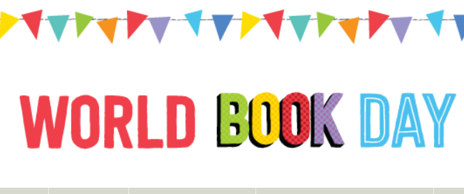 World Book and Copyright Day 23 April