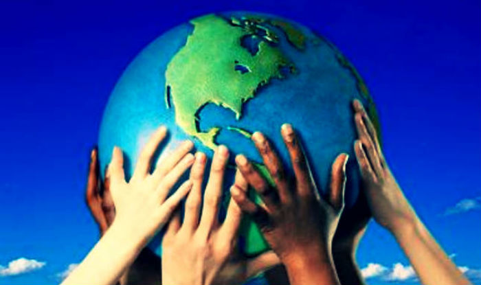 World Earth Day April Theme Celebration Essay - World earth