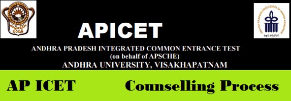 AP ICET Counselling Dates