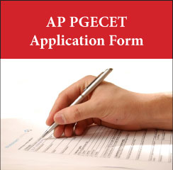 AP PGECET Application Form