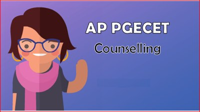 AP PGECET Counselling Dates