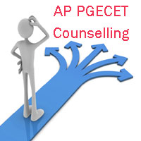 AP PGECET Web Counselling