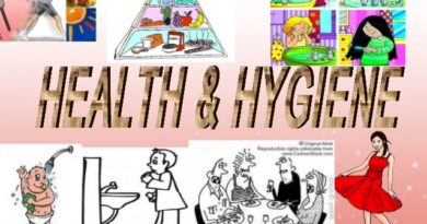 Health and Hygiene essay