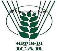 ICAR Application Form