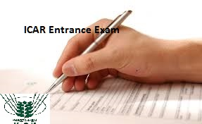 ICAR Entrance Exam
