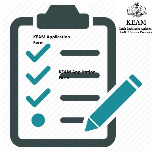 KEAM Application Form