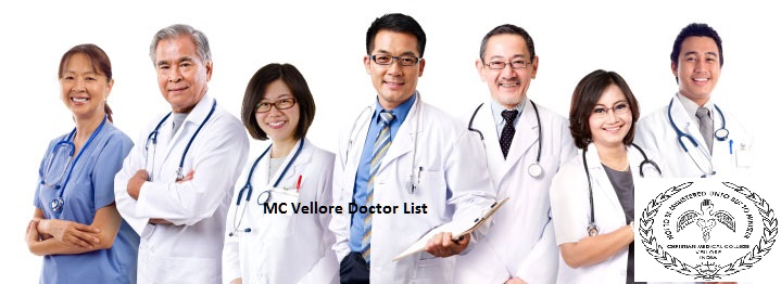 CMC Vellore Doctor List 2019: Check out the Updated List Here