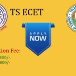 TS ECET Online Application