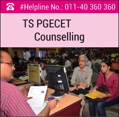 TS PGECET Counselling Dates