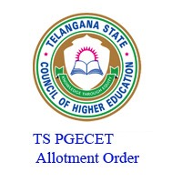 ts pgecet allotment order