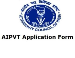 AIPVT Application Form
