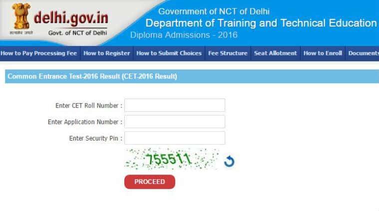 CET Delhi
