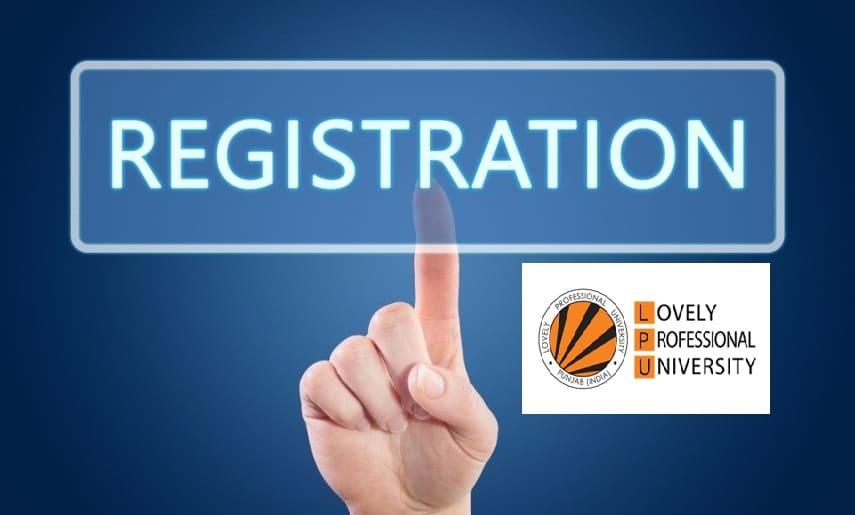 LPU NEST Registration