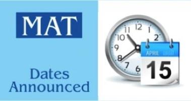 MAT Exam Date