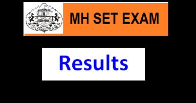 MHSET Exam Result