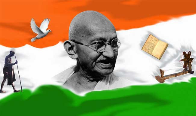 gandhi introduction essay