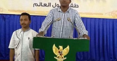 Mohammed Ali Shihab orphanage upsc story