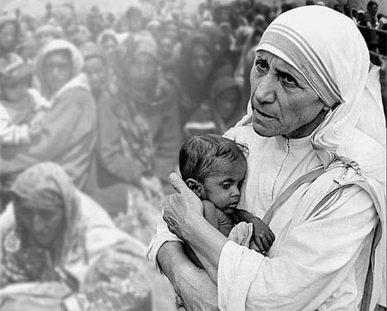 Essay on saint mother teresa