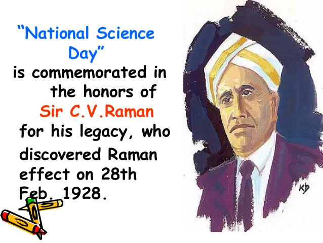28th of February National Science Day