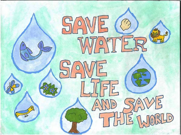 save water save life essay slogans poster quotes save water