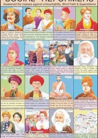 Social Reformers