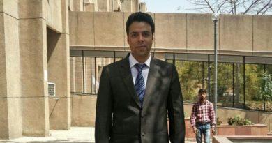 Bilal Mohi Ud Din Bhat