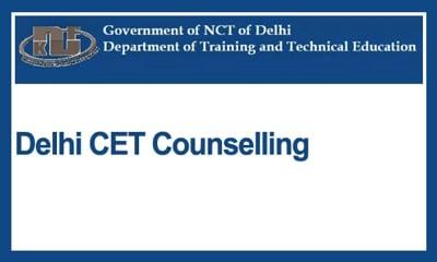 CET Delhi Counselling